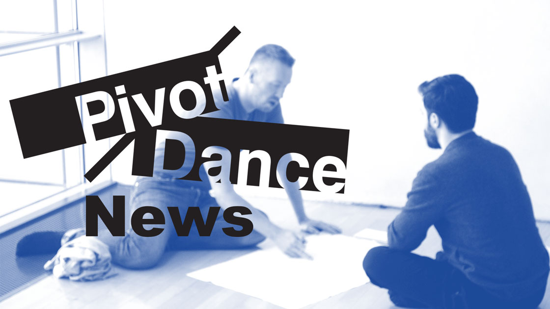 Pivot Dance - a three year European dance project uniting audiences, artists and producers.