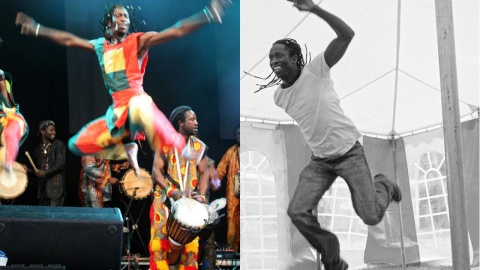 African Dance and music workshop