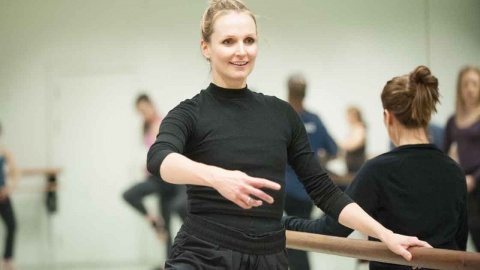 Ballet Level 1 With Anna Helsby The Place