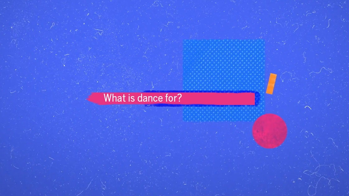what is dance for title