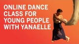 The Place Online Dance Class for Young People | Dancing the weather with Yanaëlle (2020)