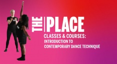 Introduction to Contemporary Dance Technique